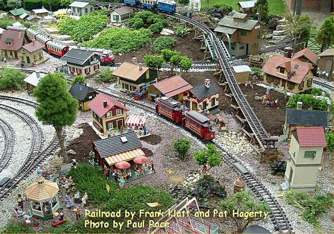 A Gorgeous Garden Railway Book