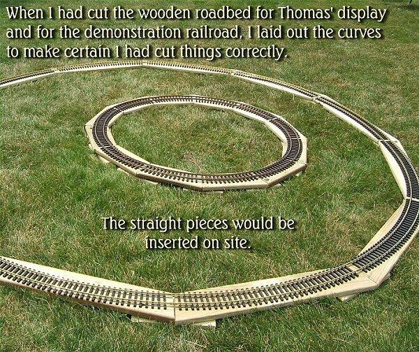 Aristocraft Track Screws