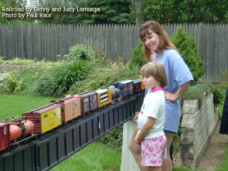 Why Garden Train Clubs Need Web Sites from Family Garden Trains