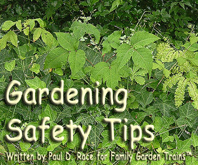 Gardening Safety Tips