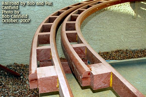 O Gauge Outside: B&P Garden Railroad - Part 2
