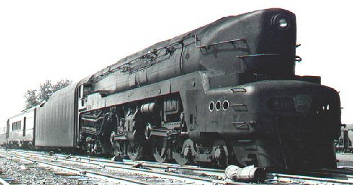All American Motors >> Introduction to Articulated Locomotives