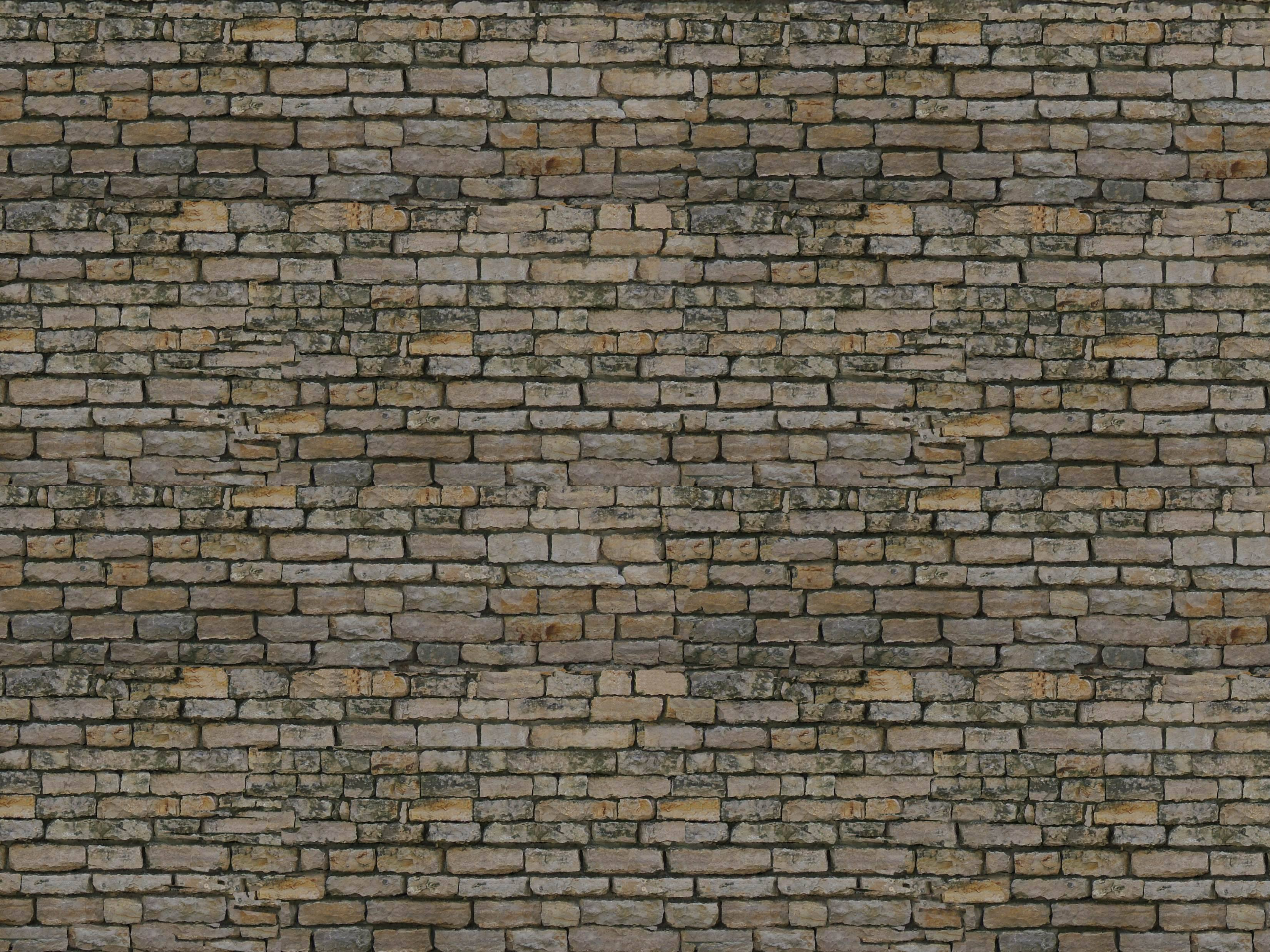Small Stone Siding : Building textures from big indoor trains tm