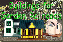 For a collection of pre-painted, mostly pre-assembled buildings, click here